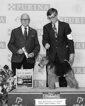 Zack Kennel Club of Philadelphia  2014